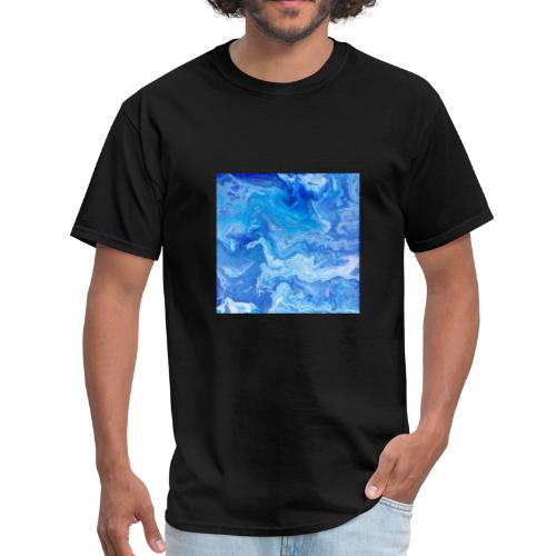 As deep as the ocean and as far as the universe - Men's T-Shirt