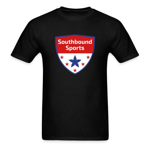 Southbound Sports Crest Logo - Men's T-Shirt