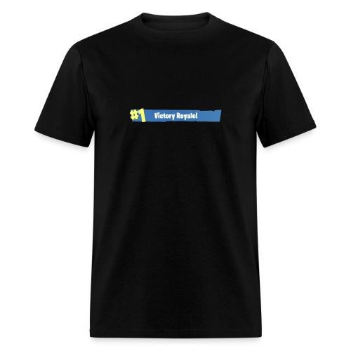 #1 Victory Royale - Men's T-Shirt