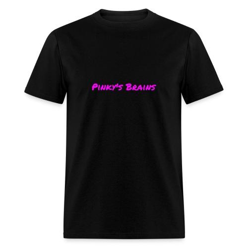 pinky brains - Men's T-Shirt