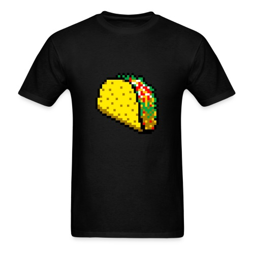 8bit Taco - Men's T-Shirt
