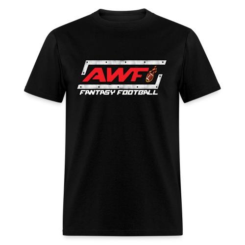 AWF Official Logo - Men's T-Shirt