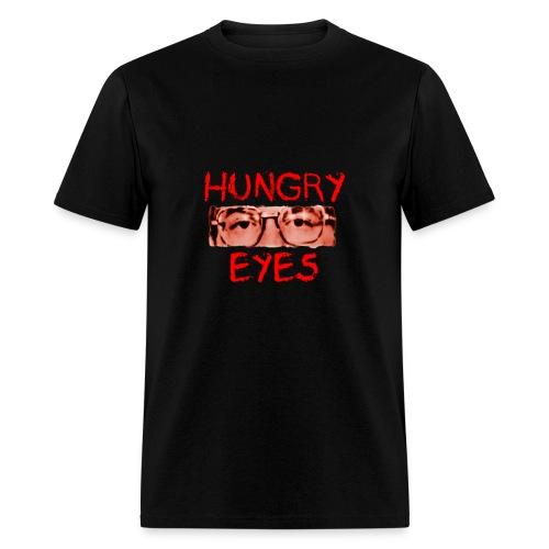 Hungry Eyes - Men's T-Shirt