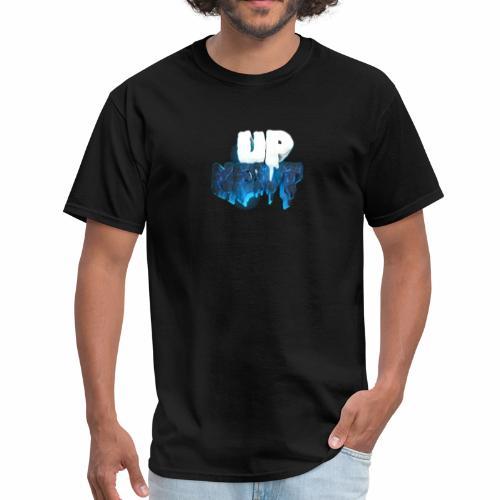 Font Blue - Men's T-Shirt