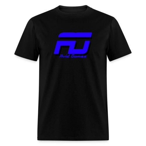 Avid Games Black - Men's T-Shirt