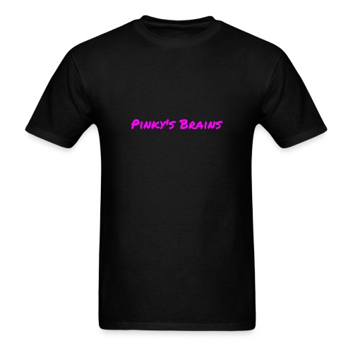 pinky brains - Men's T-Shirt
