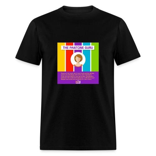 graphic designer types skills personality habits p - Men's T-Shirt