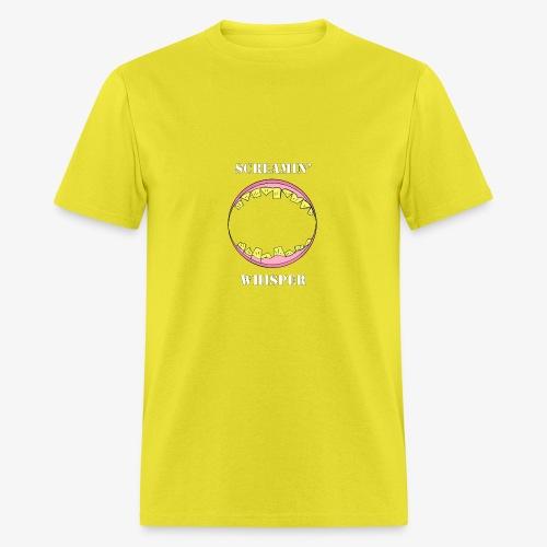 Screamin' Whisper - Men's T-Shirt