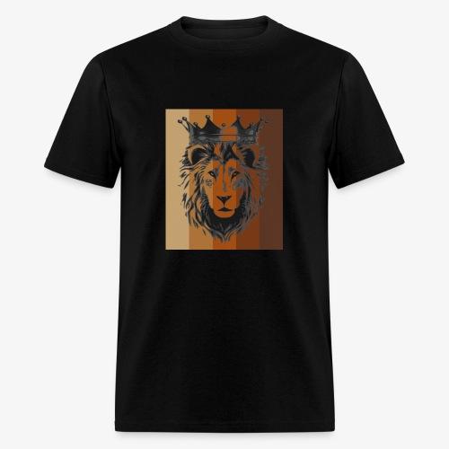 lion colors king - Men's T-Shirt