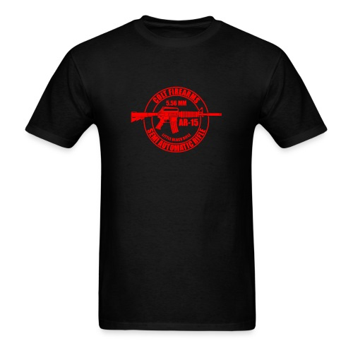 RIFLE - Men's T-Shirt