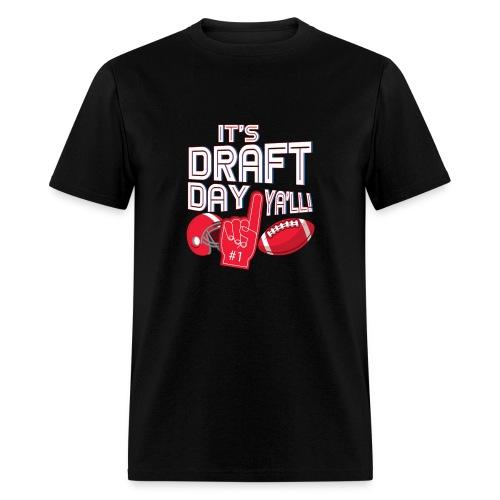 Fantasy Football Draft Day League Men Women Gift - Men's T-Shirt