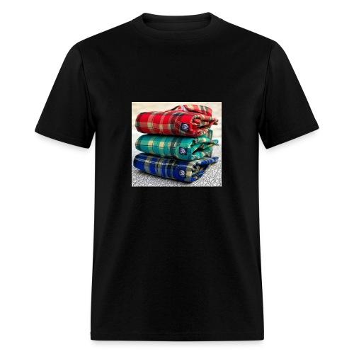 Men's Shirt (Pure Cotton) - Men's T-Shirt