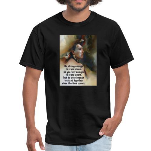 Indian saying - Men's T-Shirt