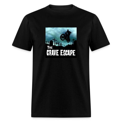 The Grave Escape McQueen - Men's T-Shirt