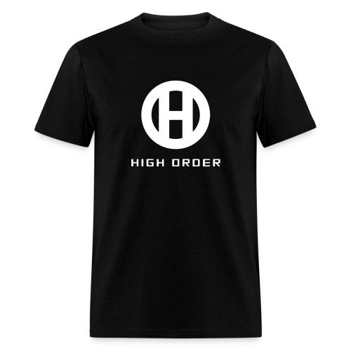 HIGH ORDER CLASSIC WHITE - Men's T-Shirt
