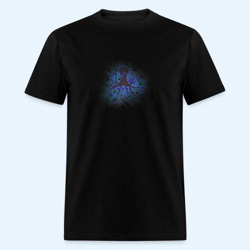 Octopus darklight - Men's T-Shirt