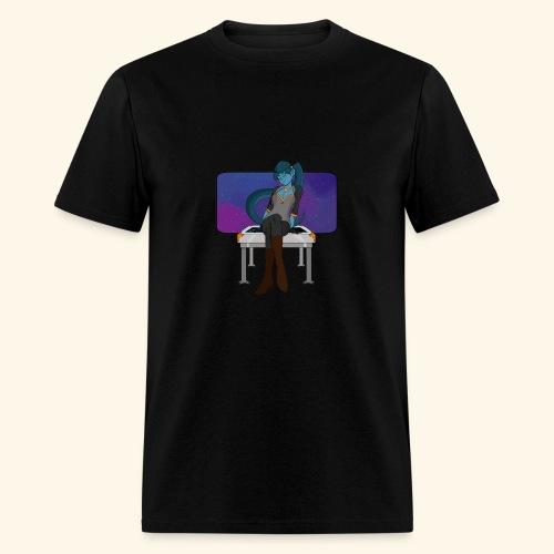 Alien Girlfriend T-Shirt - Men's T-Shirt