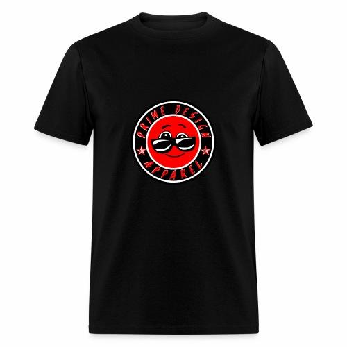 Prime Design Logo 2 - Men's T-Shirt
