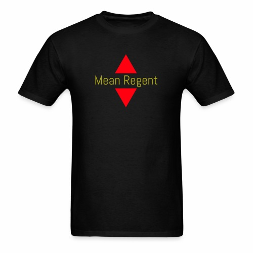 THE ACTUAL MEAN REGENT MERCH - Men's T-Shirt