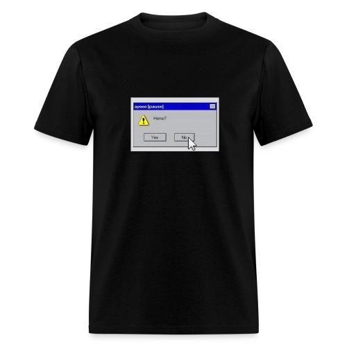 No offense though - Men's T-Shirt