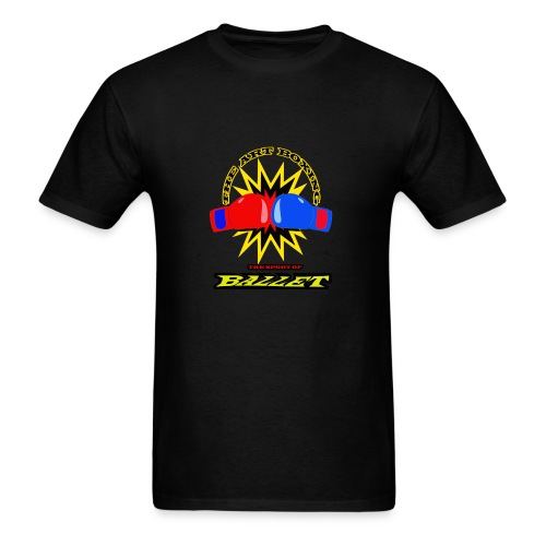 JP Shop the art boxing t shirts hoodies Jackets - Men's T-Shirt