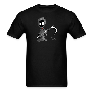 Mr. Grim Edgy - Men's T-Shirt
