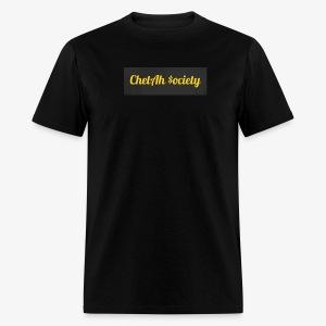 Chetah society - Men's T-Shirt