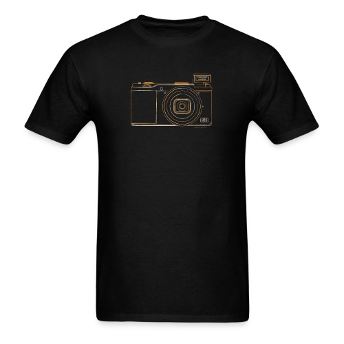 GAS - Ricoh GR - Men's T-Shirt