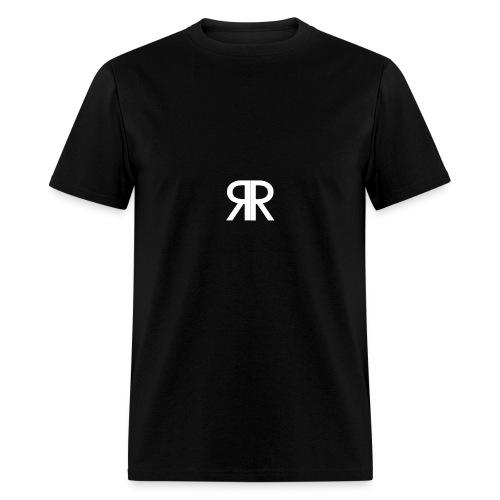 Rainfall Logo White - Men's T-Shirt