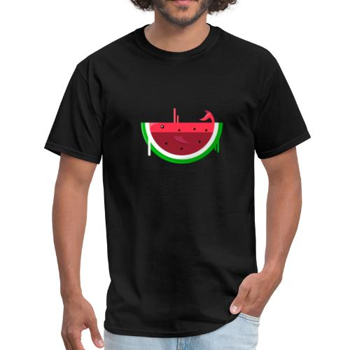 whaterwhale - Men's T-Shirt