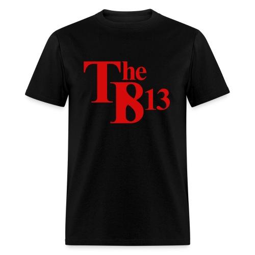 TBisthe813 RED - Men's T-Shirt
