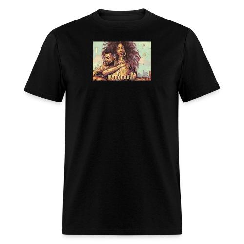 the gift of love - Men's T-Shirt