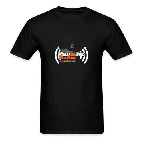 Paul in Rio Radio - Thumbs-up Corcovado #1 - Men's T-Shirt