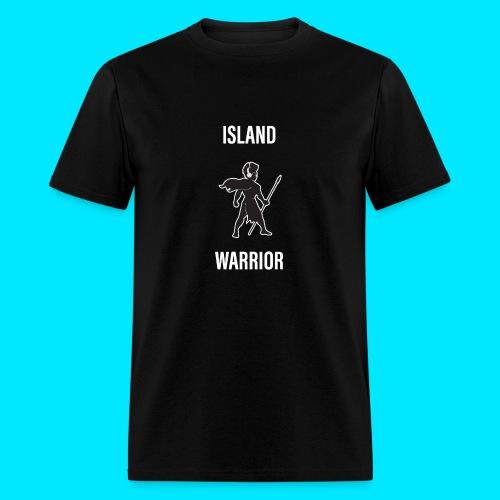 island warrior - Men's T-Shirt