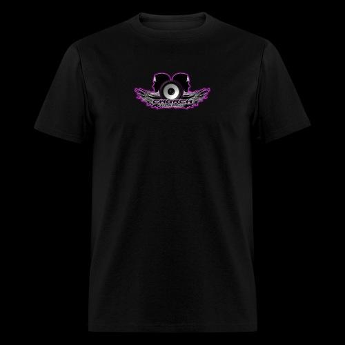 Church Bass Worship New Logo - Men's T-Shirt
