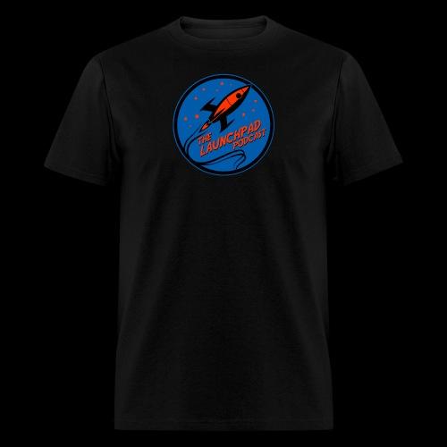 Launchpad Podcast Logo - Men's T-Shirt