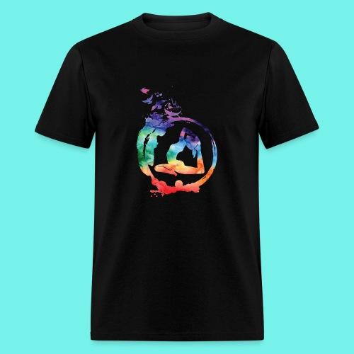 Funny Yoga, Goat Yoga, Yoga Pose shrt,yoga t-shirt - Men's T-Shirt