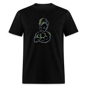Jodi Merk - Black - Men's T-Shirt