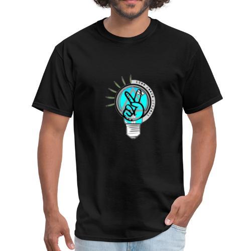 Idea peace project black series - Men's T-Shirt