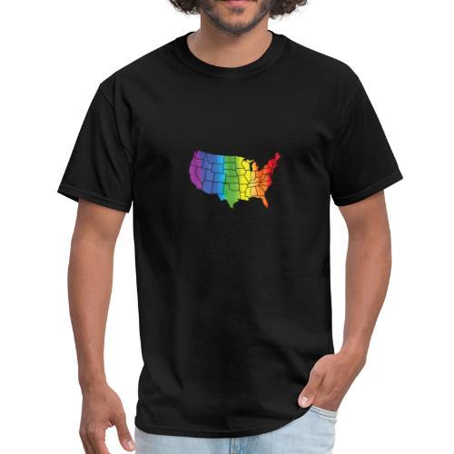The Gay States - Men's T-Shirt