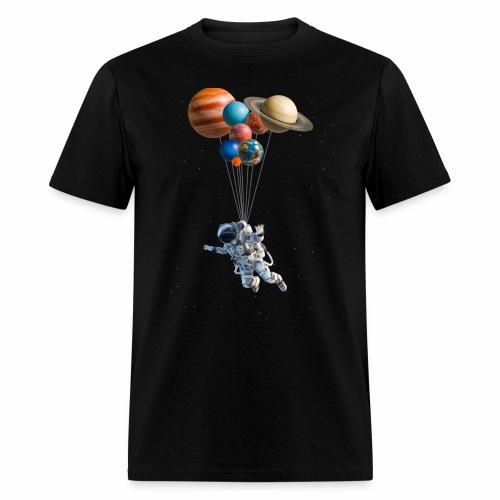 Space Balloons | Space Force T-Shirt - Men's T-Shirt