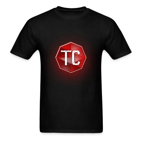 TC9700Gaming Classic Logo - Men's T-Shirt