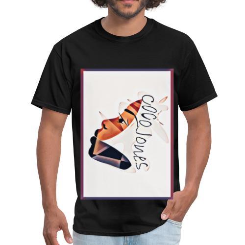 Coco Jones Painted Face - Men's T-Shirt