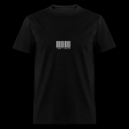 Instigate barcode - Men's T-Shirt