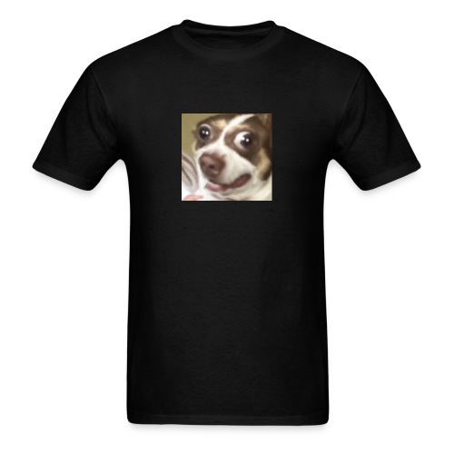 cute dog - Men's T-Shirt