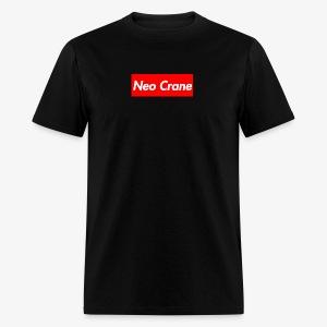 Neo Crane Box Logo - Men's T-Shirt