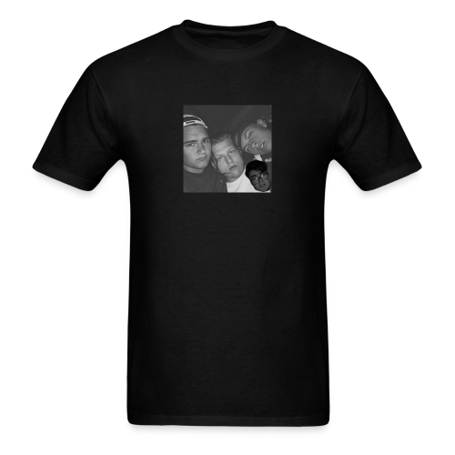 LTD Uggen Form x Mclovin x Costa - Men's T-Shirt