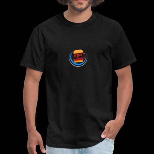 Is this a Sandwich - Men's T-Shirt