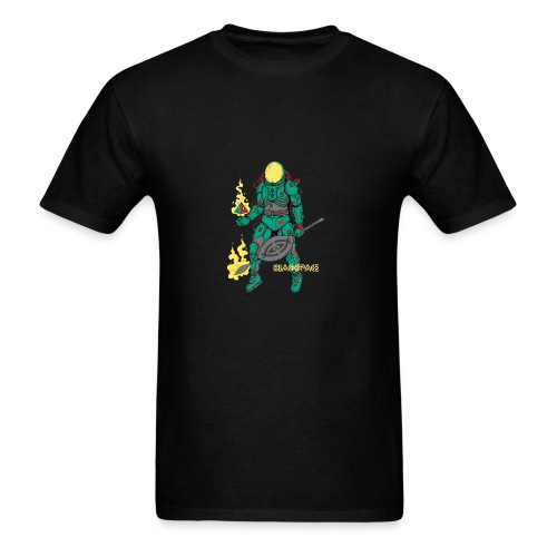 Afronaut - Men's T-Shirt