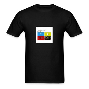 First shirt - Men's T-Shirt